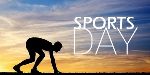 Sports Day - Saturday, 6 August 2016