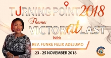 Turning Point Conference 2018