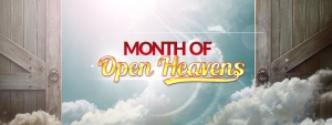 Month of Open Heavens - September 2016