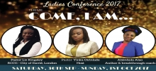 2017 Ladies Conference: Friday, 30 September - Sunday, 1 October 2017